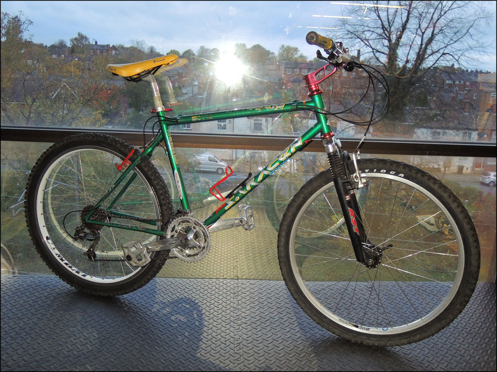 1998 Saracen Kili Team | Retrobike